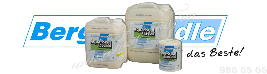 Berger Aqua-Seal EcoGold