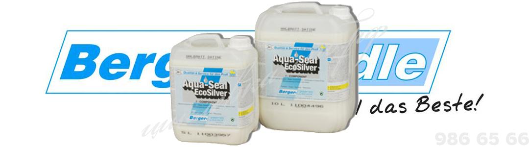 Berger Aqua-Seal EcoSilver
