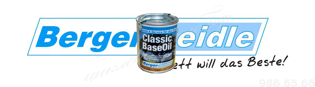 Berger Classic Base Oil Color,